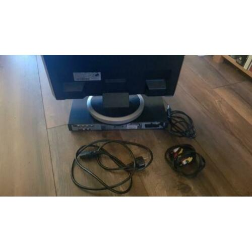 Samsung TV / monitor syncmaster 941mw incl dvd player