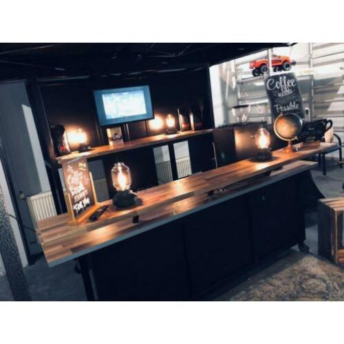 Pop up counter / promotie bar Te Koop / Te huur