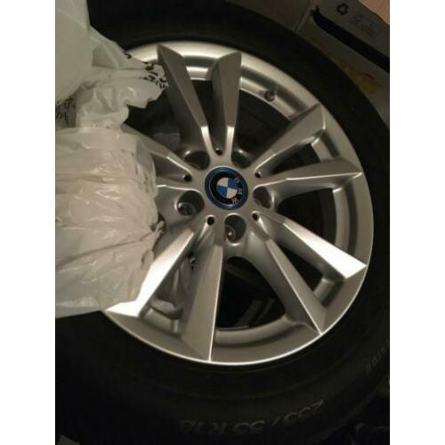 BMW X5 255/55 R18 Michelin Latitude Sport 3