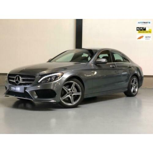 Mercedes-Benz C-klasse 180 Business Solution AMG AMG Night |