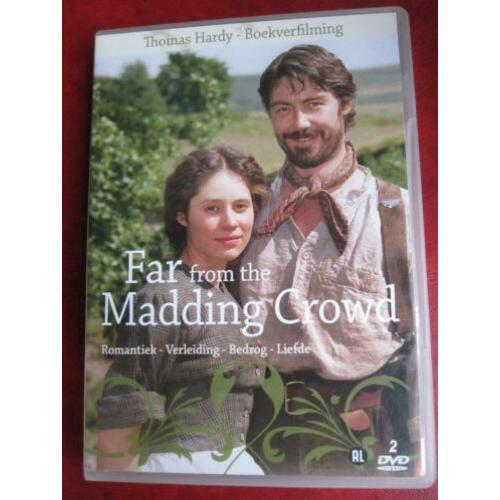 Far From the Madding Crowd (1998) 2 disc