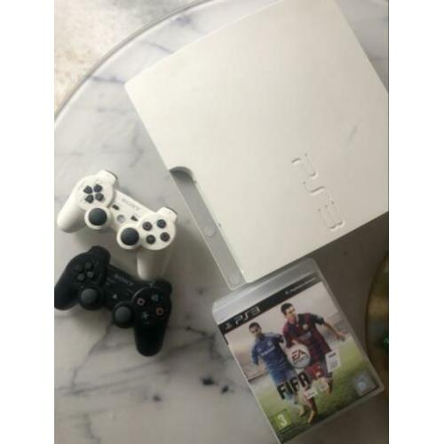PlayStation 3 white edition €75