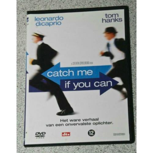 Catch me if you can. Actiecomedy.