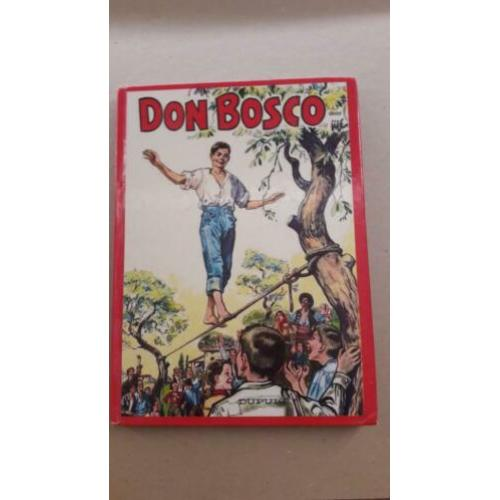Don Bosco, hardcover uit 1984 door Jije.