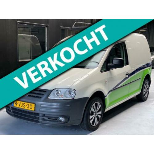 Volkswagen Caddy 1.9 TDI 2010 AIRCO IMPERIAAL NAP!